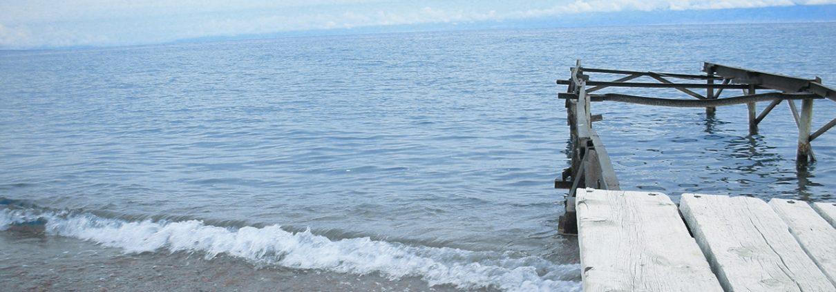 Astrid Scheld: Coaching Entspannung Natur Landschaft Wasser Steg