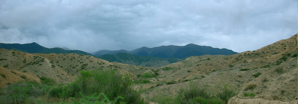 Astrid Scheld: Berge Entspannung Natur Landschaft